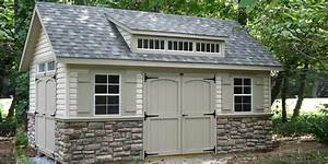 faux stone advantages With best siding for shed