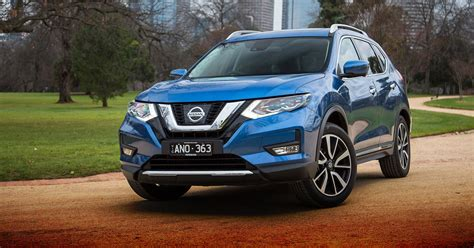 2018 Nissan X-trail Ti Long-term Review, Report One