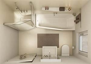 Badgestaltung Für Kleine Bäder : badewannen f r kleine b der qf35 hitoiro ~ Sanjose-hotels-ca.com Haus und Dekorationen