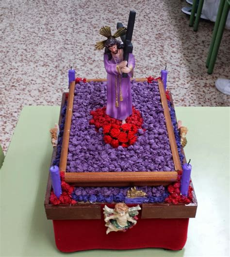 """Concurso Infantil: """"Pasos de Semana Santa en miniatura"""