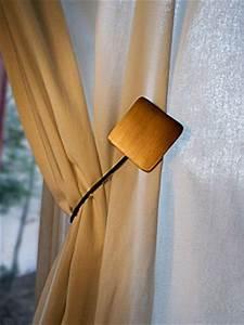 Embrasse Rideau Originale : embrasse de rideau aimant e n lio m tal dor vieilli d coration ~ Teatrodelosmanantiales.com Idées de Décoration