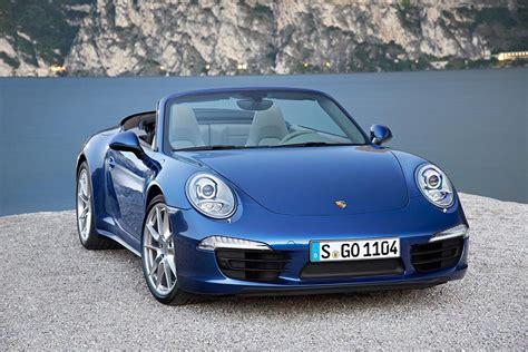 Porsche Car : Porsche 911 Carrera 4 And 4s Official For 2013