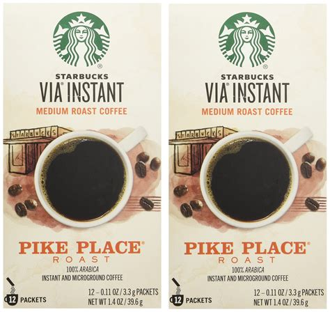 Enjoy a fresh take on your daily cup with starbucks fresh brew pike place roast canned coffee. Amazon.com : Starbucks VIA® Ready Brew Coffee Veranda Blend Blonde Roast (3 Pack/Boxes) 36 ...