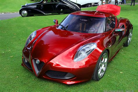 2011 Alfa Romeo 4c Concept Gallery