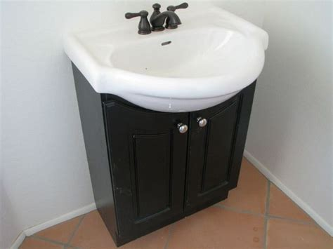 Best + Pedestal Sink Storage Ideas On Pinterest