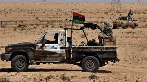 Lībija - Pieturzīmes 2019