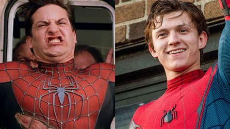 spiderman actors