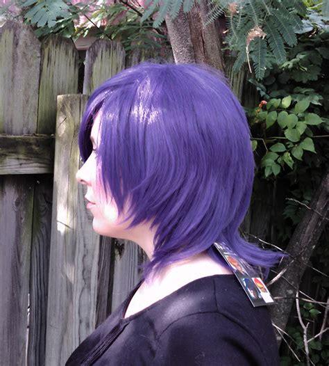 dark rabbit school ghoul touka kirishima cosplay wig