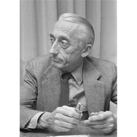 Jacques Cousteau Biography His Hood Navy Years