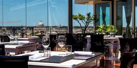 ristoranti con terrazza panoramica roma mangiare in terrazza a roma la grande bellezza la