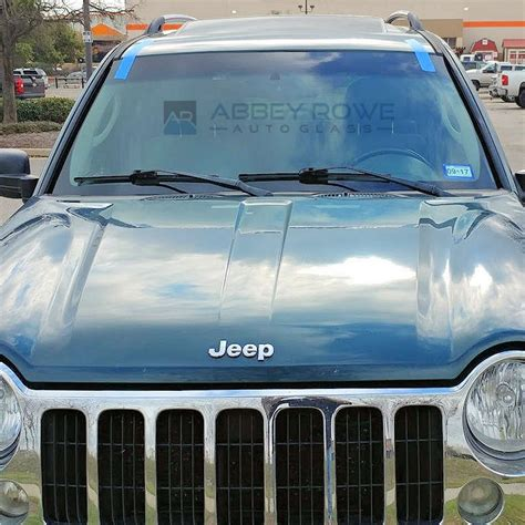 jeep liberty windshield replacement abbey rowe