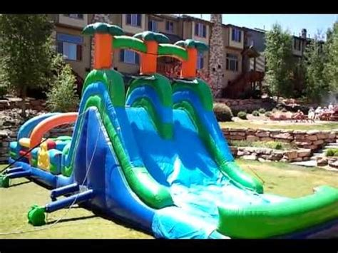 obstacle  ideas  kids adultsfor fun rentals