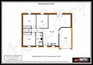 best maison plain pied 100m2 with maison plain pied 100m2 With plan de maison plain pied 100m2