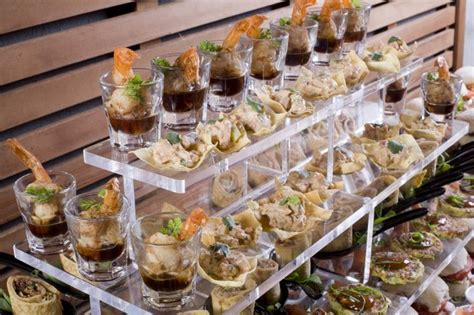 buffet cuisine en pin food station trends in catering embrace buffet foods for