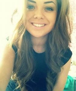 Light Brown Hair Pretty Smile Girl Girls Pinterest