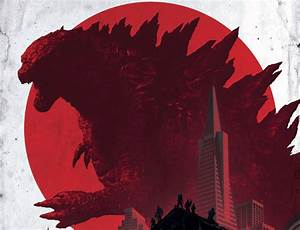 Godzilla Anime Movie Set for 2017 - GeekFeed.com