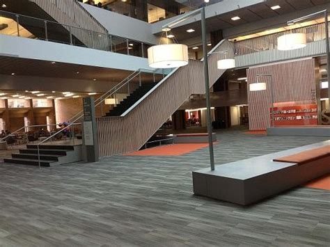 odegaard undergraduate library renovation uw sustainability