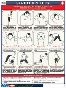 Stretch And Flex Poster