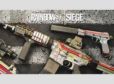 Tom Clancy's Rainbow Six Siege Racer JTF2 Pack 2016