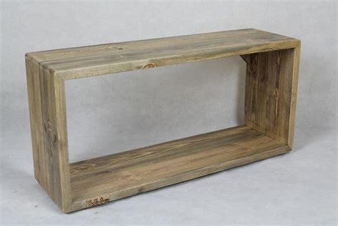 Möbel Aus Gebrauchtem Holz by Wandregal Aus Gebrauchtem Schalholz Bauholz For The Home