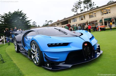 2015 Bugatti Vision Gran Turismo Image. Photo 13 Of 34