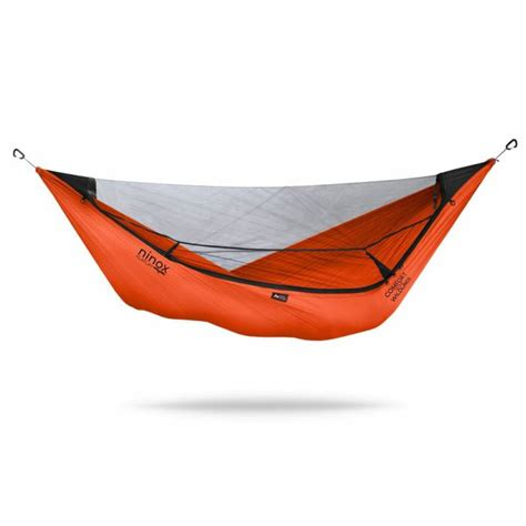 Lay Flat Hammock by Emerging Gear Thermosensitive Dyneema Jacket 2018 09 20