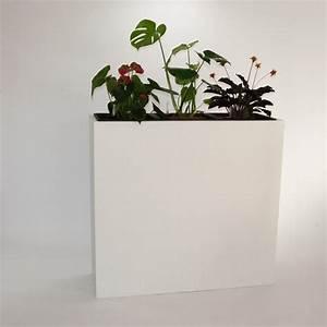 Pflanzen Als Raumteiler : pflanztrog pflanzk bel fiberglas als raumteiler 84x30x80cm perlmutt wei ~ Sanjose-hotels-ca.com Haus und Dekorationen