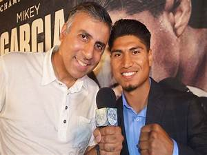 "Adrien ""The Problem'' Broner VS Mikey Garcia NY Press ..."