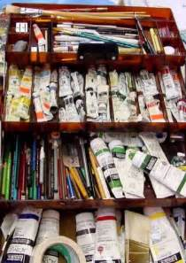 Watercolor Art Painting Supplies