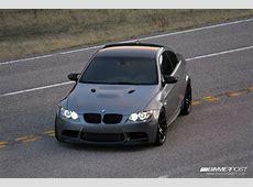 j2m's 2011 BMW E92 M3 BIMMERPOST Garage