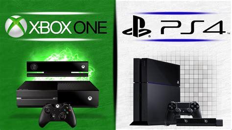 xbox   playstation  comparison