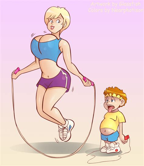 exercise mom 1 by glassfish hentai foundry