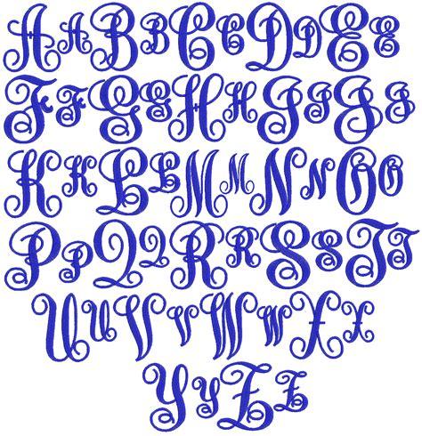 Master Circle Monogram Font Free Download