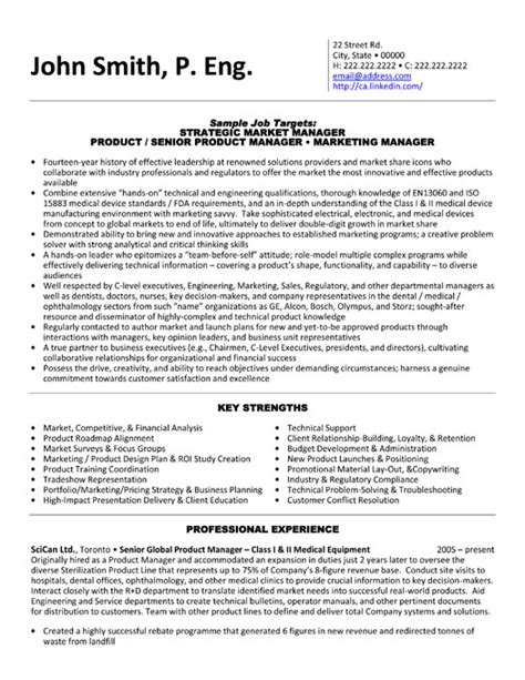 Exles Of Great Product Manager Resumes by Top Dental Resume Templates Sles
