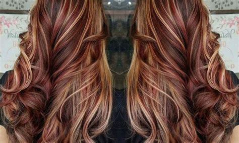 Best 25+ Hair Color With Highlights Ideas On Pinterest