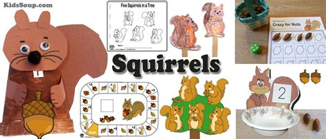 acorn math kidssoup 632 | squirrels 1