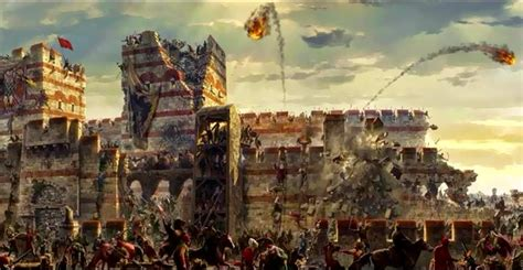 constantinople siege turkey antiquity the byzantine empire and the