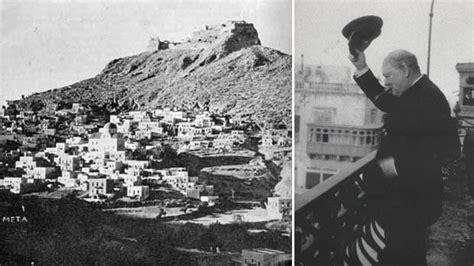henkel siege social leros island falls troops captured as churchill