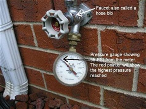 pressure reducers maury county water system