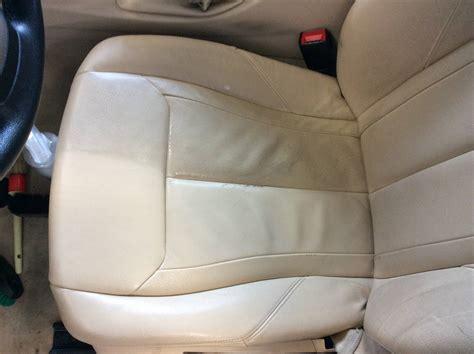 nettoyage siege cuir voiture nettoyage de si 232 ge de voiture en cuir 224 pessac clean
