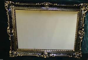 Barock Spiegel Xxl : spiegel antik wandspiegel barock xxl spiegel schwarz gold ~ Lateststills.com Haus und Dekorationen