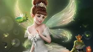 The Fairy and that Frog Prince Full HD Wallpaper and ...