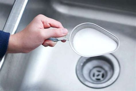 how do you unclog a kitchen sink with how to unclog kitchen sink with baking soda yourproplumber