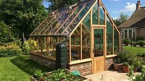Serre En Polycarbonate Ou En Verre : o acheter une serre en bois anglaise ~ Premium-room.com Idées de Décoration
