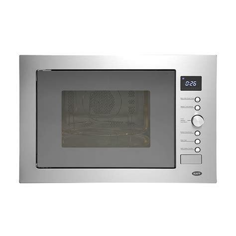 kaff kitchen accessories kaff kb7a built in microwave buy microwave 2066