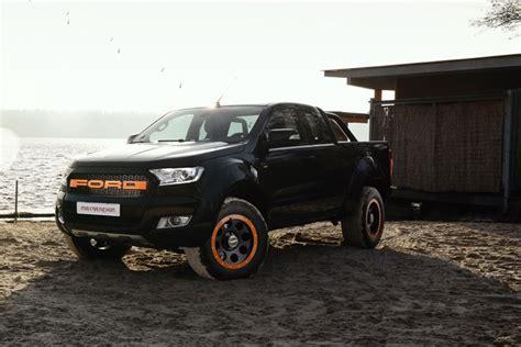 ford ranger tuning german tuner beefs up ford ranger leisure wheels
