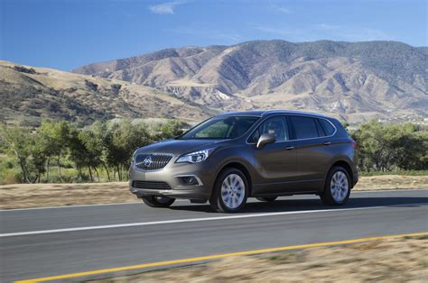 Buick Envision Reviews Research New Used Models Motor