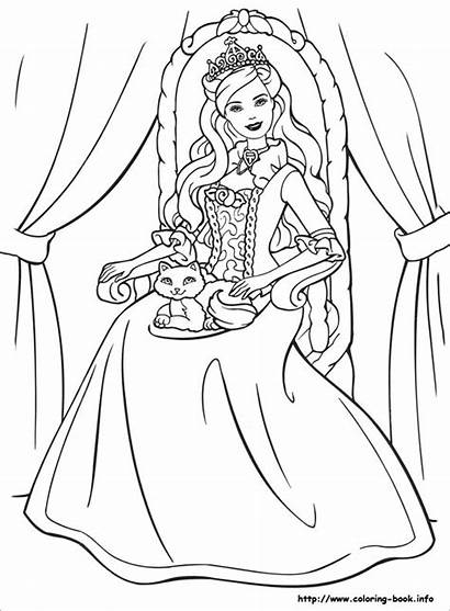 Princess Colouring Coloring Printable Pages Templates Template