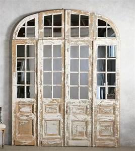 Perfect style arch and french doors for the arched ...