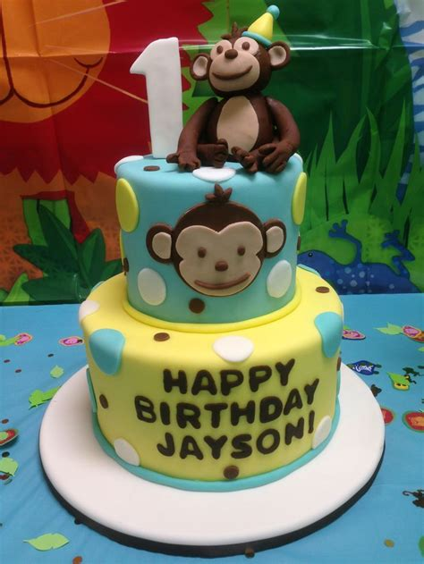 printable  monkey birthday invitation template